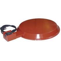 Base calefactora para barril