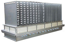 Calefactor de conductos / para gas / de convección