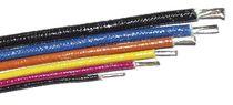 Cable monoconductor aislado / de cobre / de termoplástico / flexible