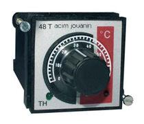 Relé de protección de temperatura / para montaje en panel