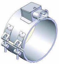Calefactor de cinta / de tubos / por conducción