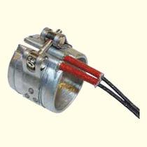 Calefactor de cinta / de tubos / eléctrico / por conducción