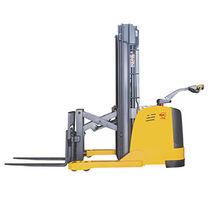 Apiladora eléctrica / con operador a pie / para almacén