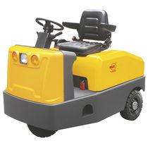 Tractor eléctrico / de 3 ruedas / para conductor sentado / de remolcado