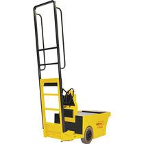 Tractor eléctrico / de dos ruedas / para conductor de pie / de remolcado