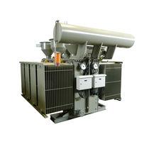 Transformador de potencia / AC / de corriente fuerte / sumergido