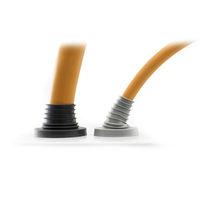 Pasacable de elastómero / de plástico / con membrana flexible / estanco