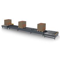 Sistema de transferencia para palés / automatizado