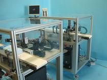 Célula robotizada de prueba / para indicadores / para pieza de plástico
