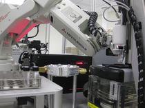 Robot articulado / 4 ejes / autoaprendizaje / de laboratorio
