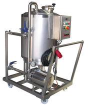 Unidad de limpieza en sitio CIP / para la industria alimentaria