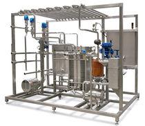 Pasteurizador para la industria alimentaria