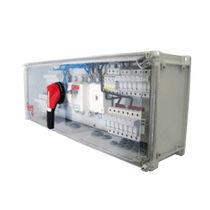 Caja eléctrica a medida / para aplicaciones fotovoltaicas
