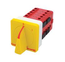 Interruptor seccionador de baja tensión / para aplicaciones fotovoltaicas / sin fusible