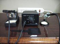 Puesto de soldadura blanda y desoldado por electrónica
