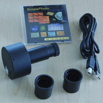 Cámara de vigilancia / de color / CCD / USB