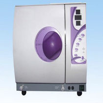 Esterilizador de laboratorio / por calor / horizontal