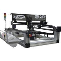 Máquina de inserción para SMD / con sistema de alineación óptico / automática