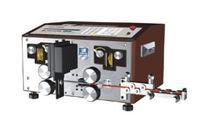 Cortadora y peladora para cables eléctricos / de hoja / eléctrica