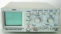 Osciloscopio analógico / de sobremesa / 2 vías