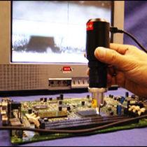 Microscopio optodigital / de inspección / portátil