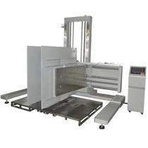 Probador de fuerza de cierre / para embalaje / automático / de producción