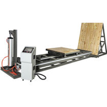 Probador de impacto / de cinturones de seguridad / para aplicaciones automovilísticas