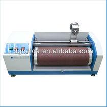Máquina de ensayo de abrasión y de desgaste / de cinturones de seguridad / para aplicaciones automóviles