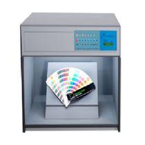 Célula de ensayo de iluminación / para la evaluación de colores