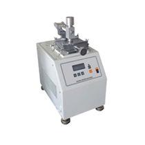 Máquina de prueba de rozamiento / para textiles