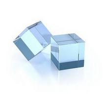 Cristal óptico no lineal / de triborato de litio LiB3O5 LBO / para láser