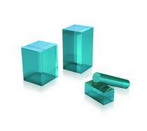 Cristal óptico / de fluoruro de litio e itrio dopado con Tm (Tm YLF) / láser