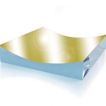 Espejo cilíndrico / cóncavo / de vidrio BK7 / de sílice fundida