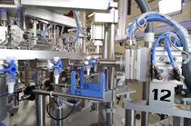 Ensambladora automática / de válvulas / con mesa rotativa