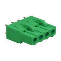 Bloque de conexión push-in / de enchufables / en riel-DIN / con fusible