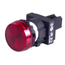 Indicador luminoso permanente / enchufable / redondo