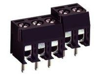 Bloque de conexión con clip / para de bus / con fusible y terminales de conexión eléctrica