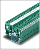 Bloque de conexión en riel-DIN / de interconexión