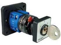 Interruptor de levas / multipolar / con llave / electromecánico