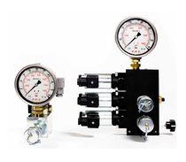 Válvula con control hidráulico / para aceite / de 4/3 vías