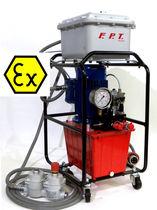 Bomba con control hidráulico / ATEX / para llave dinamométrica
