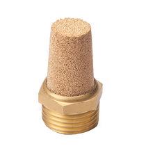 Silenciador de escape / para filtro / para válvula / para compresor