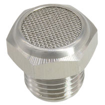 Silenciador de escape / de regulación de caudal / para filtro / para conducto circular