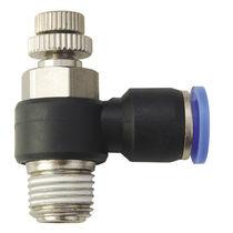 Válvula de control de caudal / para aire