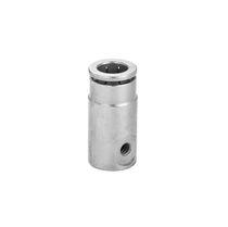 Racor de encaje / recto / neumático / nebulizador