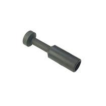Racor de rosca / recto / neumático / en material compuesto