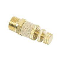 Silenciador de escape / de regulación de presión / de regulación de caudal / para filtro