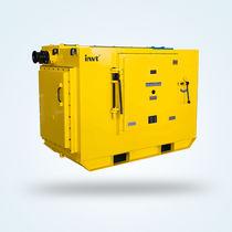Variador AC encastrable / para motor asíncrono / para motor síncrono / modular