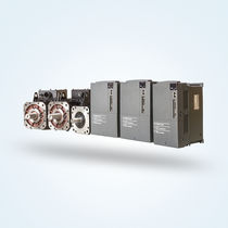 Servo-variador AC / monofásico / síncrono / paso a paso 2 fases
