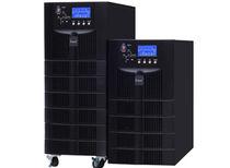 Ondulador UPS de doble conversión / monofásico / para de baterias / con visualizador LCD